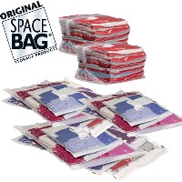 Space Bag Vacuum-Seal Bags 12 Pack Combo