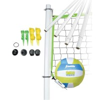 Franklin Intermediate Volleyball Set with Carry Bag