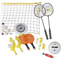 Fun 5 Game Set - Volleyball, Badminton & more!