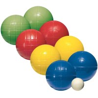 Franklin Recreational Bocce Set with Carry Case