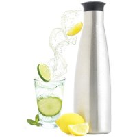 Mastrad Purefizz Steel Soft Drink Soda Maker 750ml