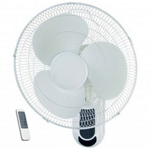 Wall Mounted Fans With Remote Control : Excelsior cm blade wall fan with remote control buy