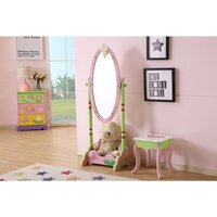 Kid's Fairy Standing Mirror