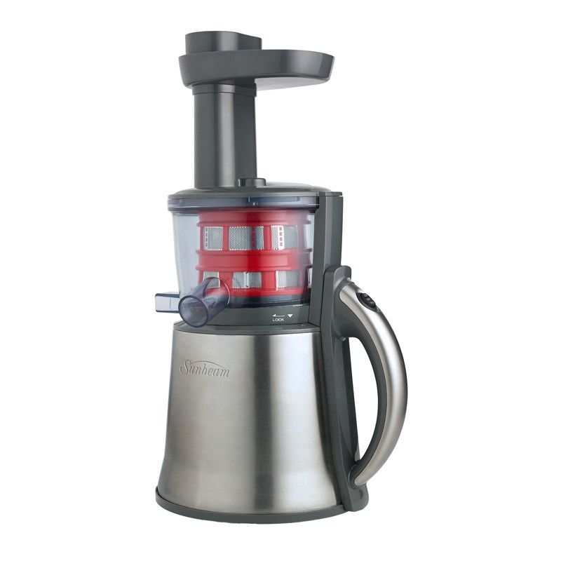 Slow Juicer Sunbeam : Sunbeam Cold Press Slow Juicer 280W JE9000 Buy Juicers