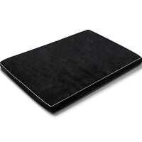 Pet Anti Skid Memory Foam Mattress Bed Medium Black