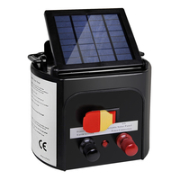 Solar Powered Electric Fence Energiser Charger 5km