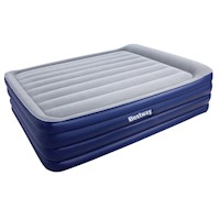 Bestway Queen Size Inflatable Air Mattress w/ Pump