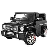 Kids Black Mercedes Benz Ride On Car with Remote