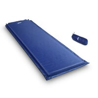 Self Inflating Single Air Mattress - Blue 6cm Thick