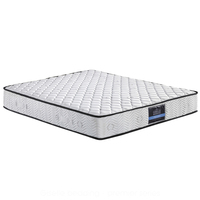 Queen High Density Foam Mattress with Pocket Spring