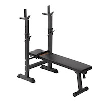 Multi Level Fitness Weight Bench 330lbs Foldable