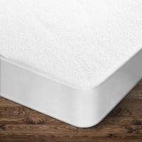 Waterproof Single Size Mattress Protector 140gsm