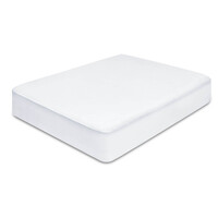 Double Size Bamboo Waterproof Mattress Protector