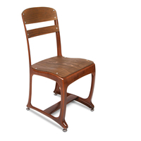 2x Eton Replica Dining Chairs in Vintage Copper