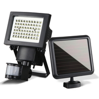 Outdoor Solar Sensor Light w/ 60 Super Bright LEDs