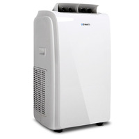 4 in 1 Portable Air Conditioner or Heater White 64L
