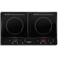 Double Portable Electric Induction Cooktop 3100W
