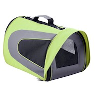 Pet Dog Cat Carrier Travel Bag Large Lime Green