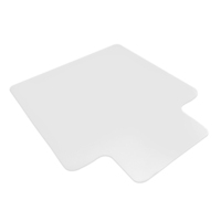 Vinyl Office Chair Mat - for carpet floor
