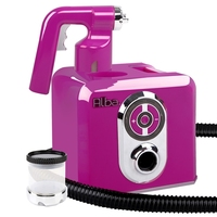 Sunless Spray Tanning Gun Machine Kit Pink