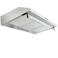 5 Star Chef Stainless Steel Canopy Rangehood 900mm