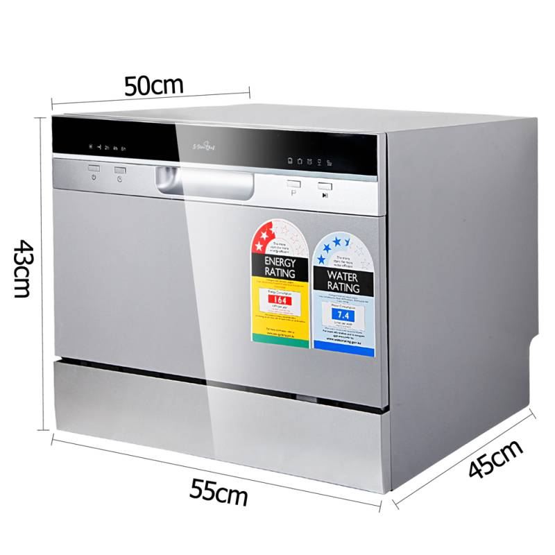Table Top Dishwasher For Sale : Small Table Top Countertop Stand Alone Dishwasher Buy Top Sellers