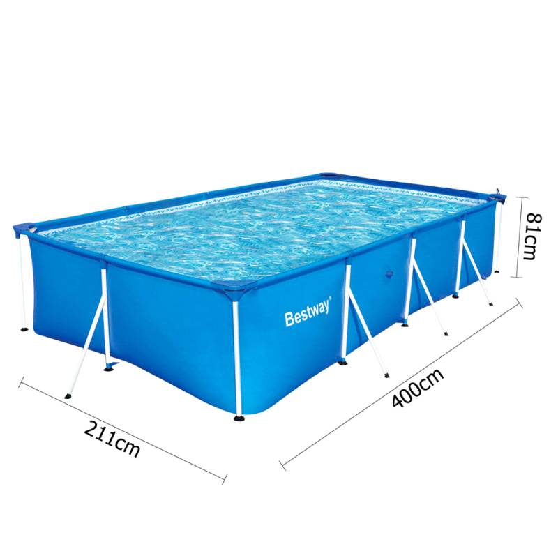 Bestway Above Ground Swimming Pool With Filter Pump Buy Swimming Pools