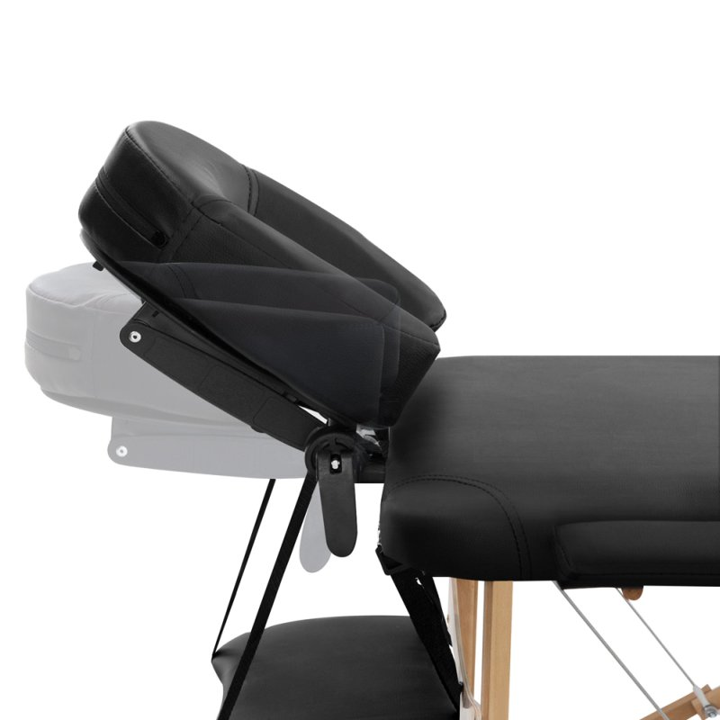 3 fold portable firm and fold massage table 70cm buy for Massage gifts for her