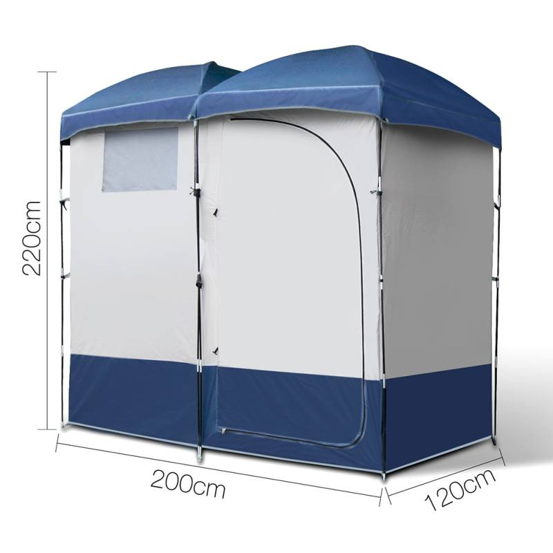 Weisshorn Portable Double Camping Shower Tent Buy Showers