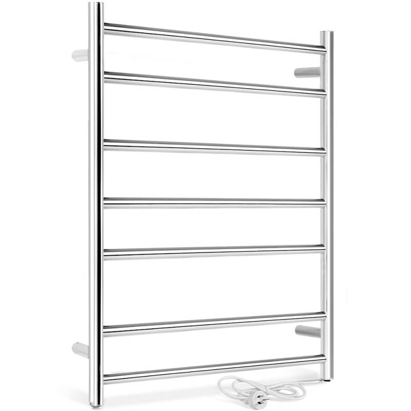 Electric Wall Mounted Heated Towel Rail Rack 97W Buy Heated Towel Rails