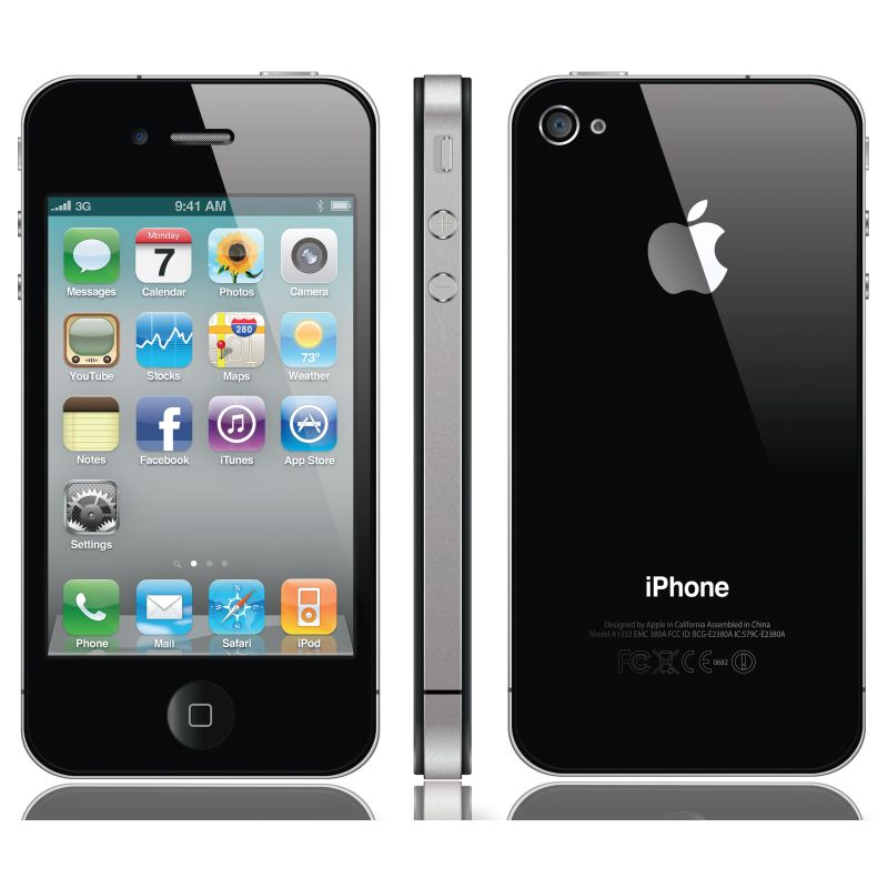 apple iphone 4s 64gb unlocked and refurbished buy. Black Bedroom Furniture Sets. Home Design Ideas
