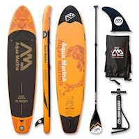 Fusion Inflatable Stand Up Paddle Board SUP - 3.3m