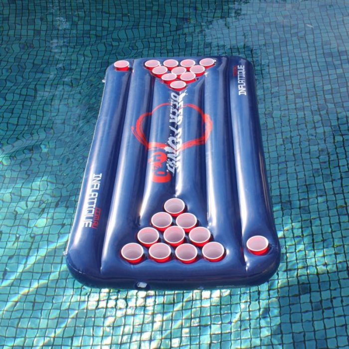 Floating Pool Beer Pong Table Drinking Game Buy Gifts