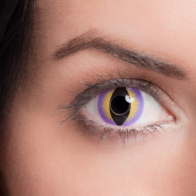 yellow eyes contacts - photo #37