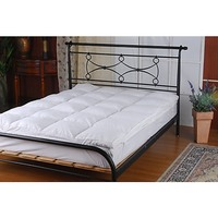 Double Size 100% Duck Feather Mattress Topper
