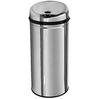 Stainless Steel Automatic Sensor Kitchen Bin 50L