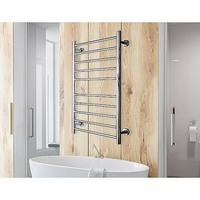 Wall Mounted Heated Towel Rack Rails 100W
