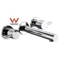 Bathroom Kitchen Spout & Lollipop Tap Set Chrome