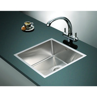 Undermount Topmount Stainless Steel Sink 490x440mm