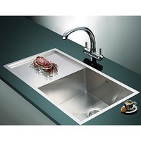 Stainless Steel Laundry Kitchen Sink 960x450mm