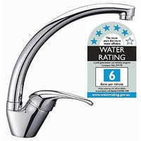 Luxurious Swan Neck Sink Mixer Tap & Faucet