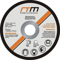 125mm 5 inch Cutting Disc - 100 Pack