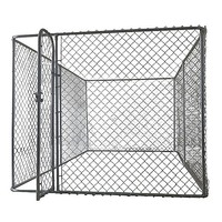 Large Tall Dog Run Animal Pet Enclosure 3.7m x 2.3m