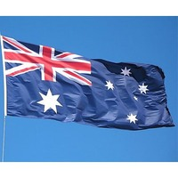 6.0m Flag Pole Full Set / Kit with Australian Flag