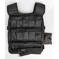 Adjustable Weighted Training Vest (30kg)