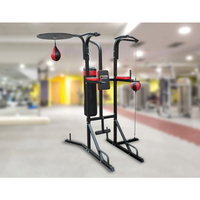Power Boxing Speed Ball Punching Bag Stand