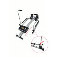 Home Gym Electronic Rower Rowing Machine, 100kg