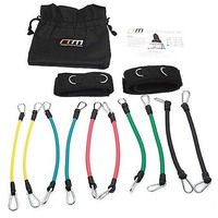 13 Piece Kinetic Fitness Resistance Set