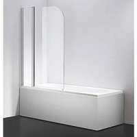 Della Francesca Pivot Glass Shower Door 1000x1400mm