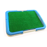 Portable Puppy Toilet Training Pet Dog Grass Pad